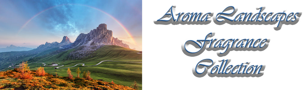Aroma Landscapes Fragrance Oil Collection