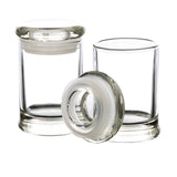 2.75 oz Mini Status Jar with Glass Lid