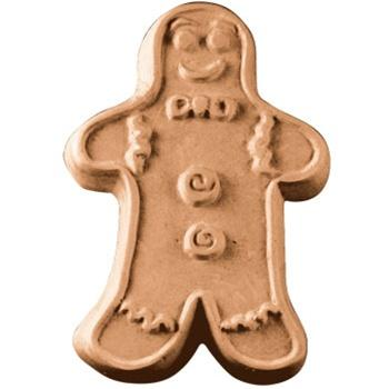 Gingerbread Man Milky Way Soap Mold