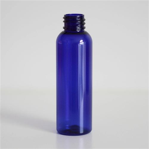 2 oz Blue PET Bullet Without Closure