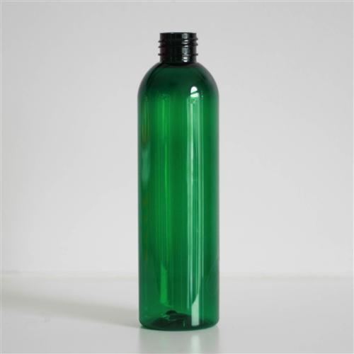 8 oz Green PET Bullet Without Closure