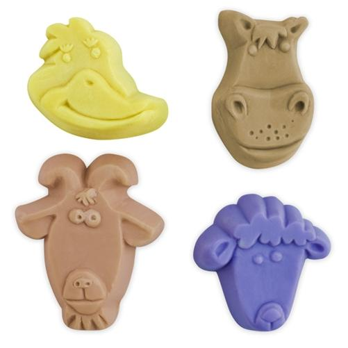 Kids Critters 5 Milky Way Soap Mold