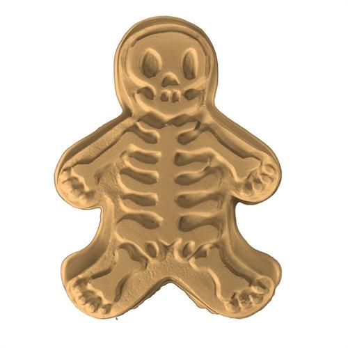 Gingerbread Skeleton Milky Way Soap Mold