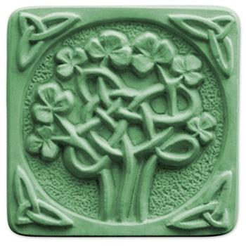Celtic Clover Milky Way Soap Mold
