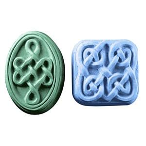 Celtic Knots Guest Milky Way Soap Mold