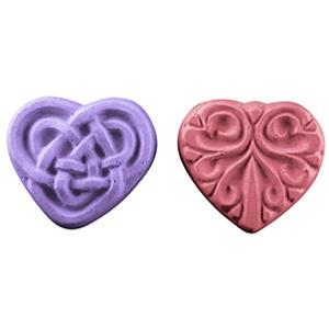 Guest Hearts Milky Way Soap Mold