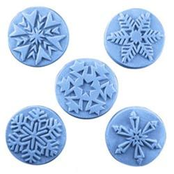 Guest Snowflakes Milky Way Soap Mold