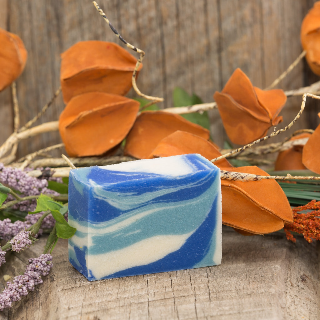 Coastal Wave Bar Soap - 5oz