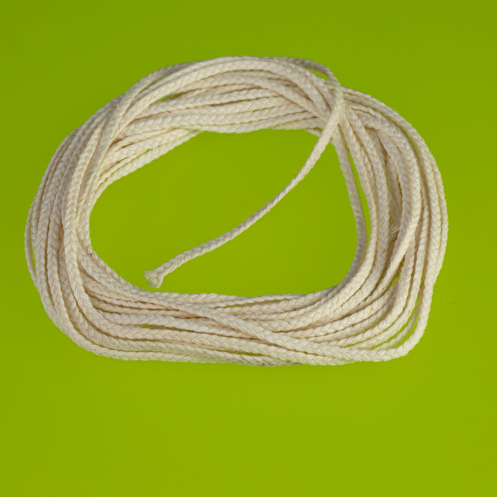 24 Ply Flat Braid Candle Wick