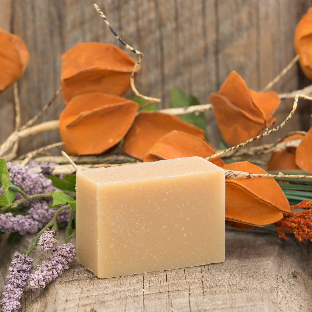 Goat Milk Lavender Bar Soap - 5oz
