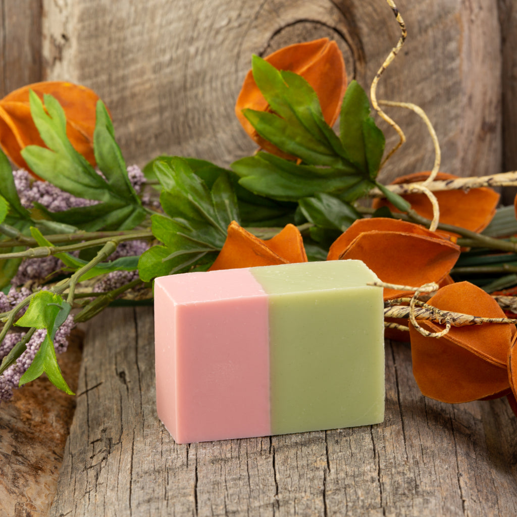 Grapefruit Peppermint Bar Soap - 5oz