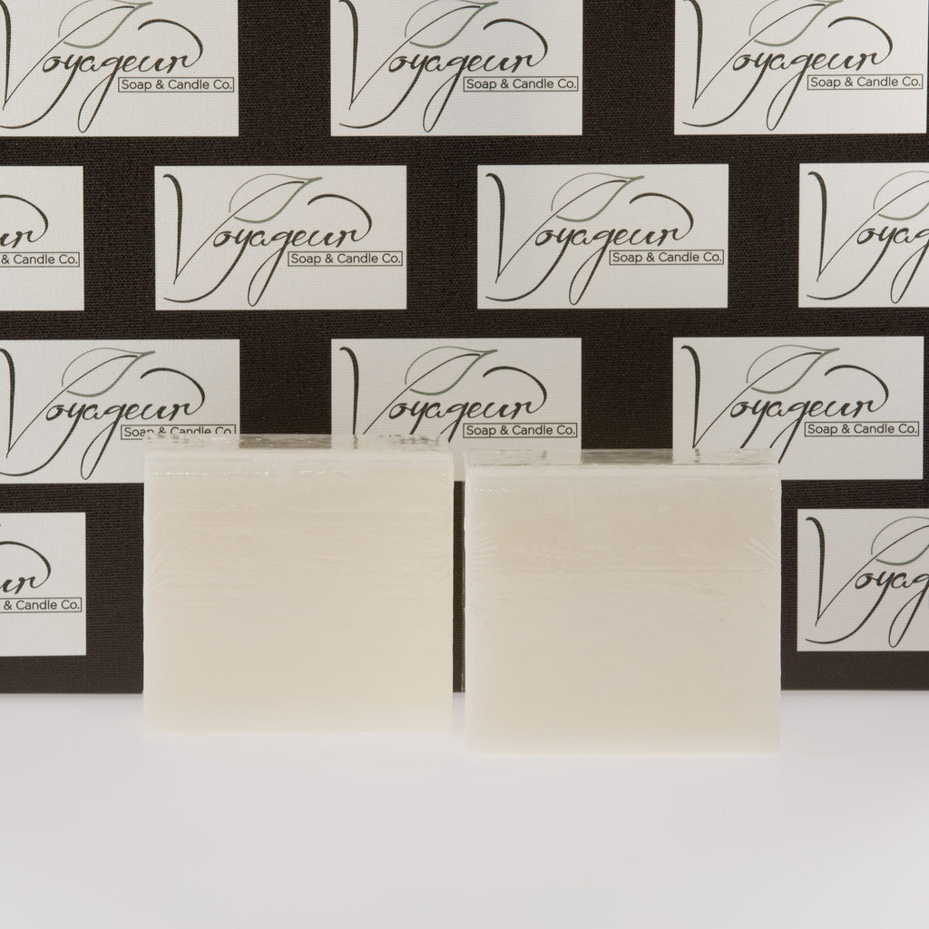 Natural Low-Sweat White Melt & Pour Soap Base