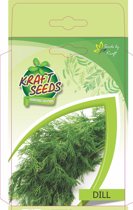 Dill Herb Seeds - Organically Grown NON-GMO