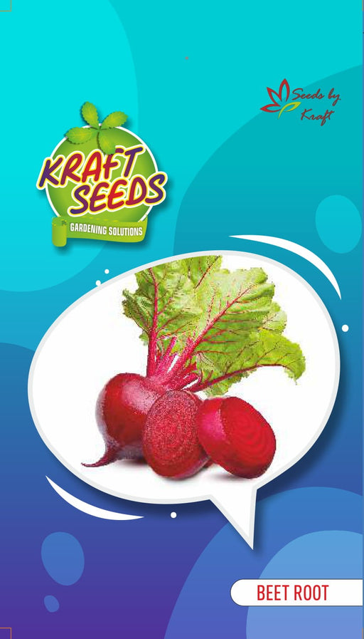 Beetroot Improved Indian Vegetable Small pack For home & kitchen Garden