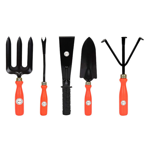 Garden Tools Set Trowel (Multicolour, 5 Pieces)