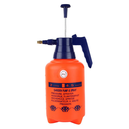 Garden Pressure Spray Pump (2 Ltr.)