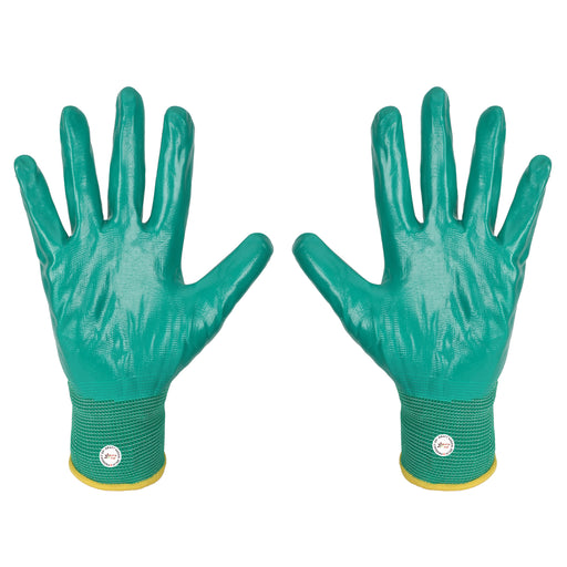 Garden Gloves Reusable Washable Safety Gloves Free Size – 3 Pair