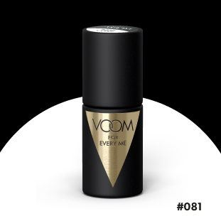 VOOM Soak Off Gel Polish #081 - Base Coat (.17 fl. oz. | 5 ml)
