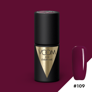 VOOM Soak Off Gel Polish #109 - Russian Roulette (.17 fl. oz. | 5 ml)