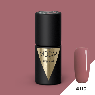 VOOM Soak Off Gel Polish #110 - Lady Godiva (.17 fl. oz. | 5 ml)