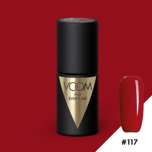 VOOM Soak Off Gel Polish #117 - Bonjour Paris (.17 fl. oz. | 5 ml)