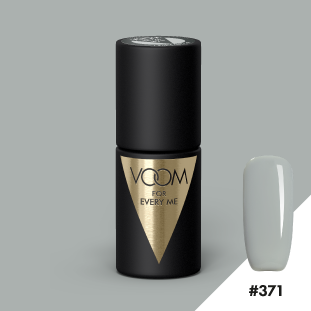 VOOM Soak Off Gel Polish #371 - Earl Grey Cup (.17 fl. oz. | 5 ml)