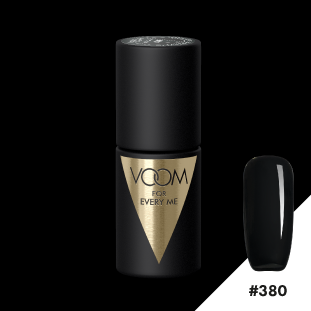 VOOM Soak Off Gel Polish #380 - My Favourite Black Sheep (.17 fl. oz. | 5 ml)