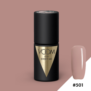 VOOM Soak Off Gel Polish #501 - I Love My Corgi (.17 fl. oz. | 5 ml)