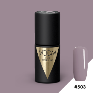 VOOM Soak Off Gel Polish #503 - Streetstyle Beauty (.17 fl. oz. | 5 ml)