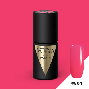 VOOM Soak Off Gel Polish #804 - Tropical Heat (.17 fl. oz. | 5 ml)
