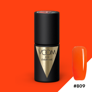 VOOM Soak Off Gel Polish #809 - She's A Maniac (.17 fl. oz. | 5 ml)
