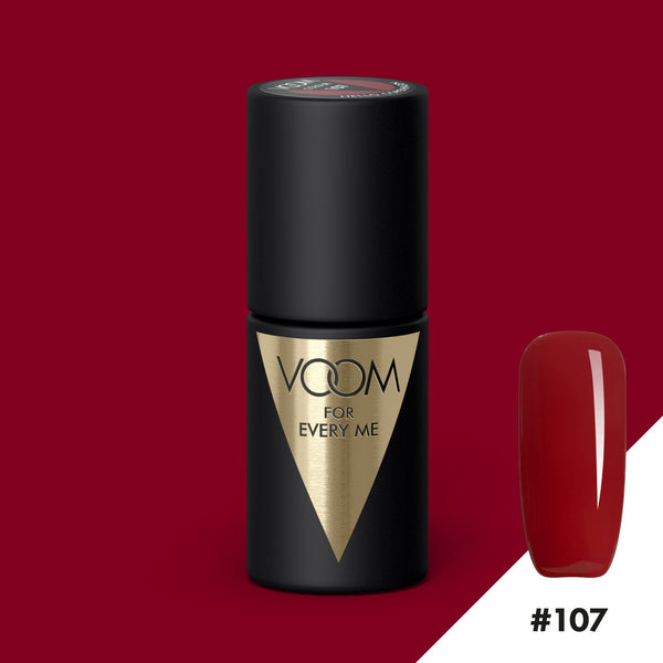 VOOM Soak Off Gel Polish #107 - Hello Copenhagen (.17 fl. oz. | 5 ml)
