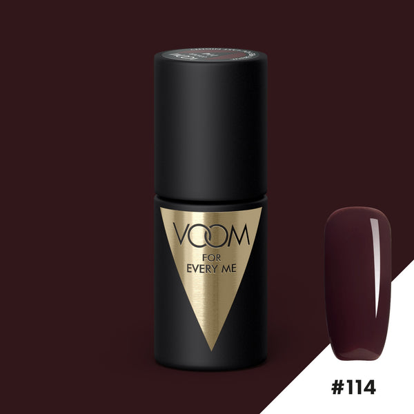VOOM Soak Off Gel Polish #114 - Where Were You Last Night? (.17 fl. oz. | 5 ml)