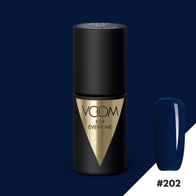 VOOM Soak Off Gel Polish #202 - London Calling (.17 fl. oz. | 5 ml)