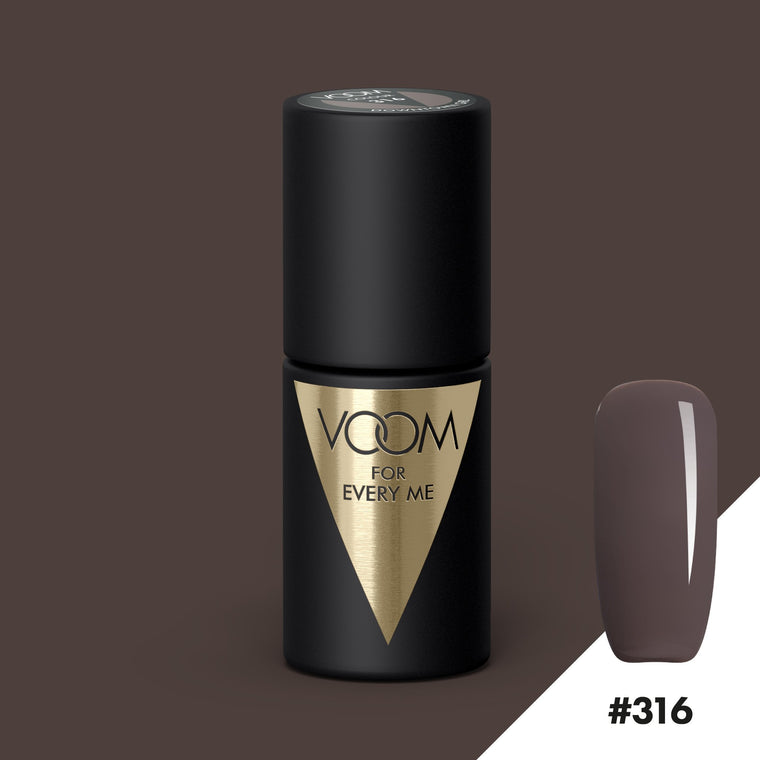 VOOM Soak Off Gel Polish #316 - Downtown Girl (.17 fl. oz. | 5 ml)