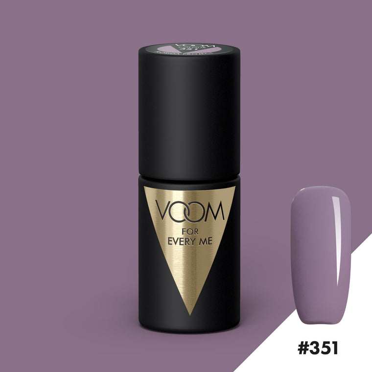 VOOM Soak Off Gel Polish #351 - Florida Project (.17 fl. oz. | 5 ml)