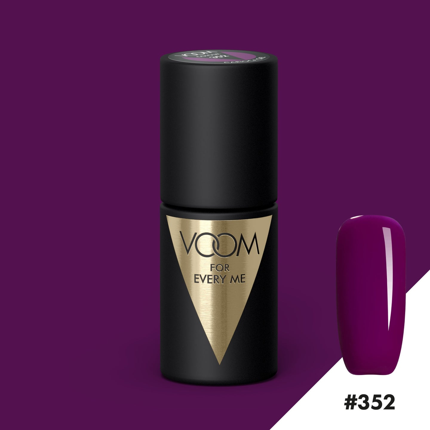 VOOM Soak Off Gel Polish #352 - Carioca Girl (.17 fl. oz. | 5 ml)