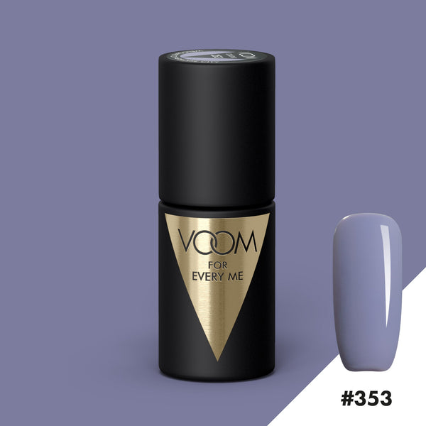 VOOM Soak Off Gel Polish #353 - Welcome To Paradise City (.17 fl. oz. | 5 ml)
