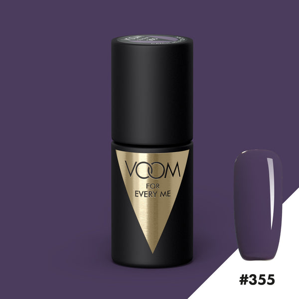 VOOM Soak Off Gel Polish #355 - Catch Me If You Can (.17 fl. oz. | 5 ml)