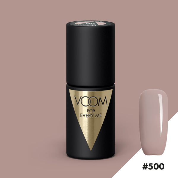 VOOM Soak Off Gel Polish #500 - It's Tea Time (.17 fl. oz. | 5 ml)