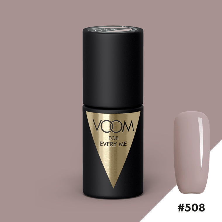 VOOM Soak Off Gel Polish #508 - Sweet Little Lies (.17 fl. oz. | 5 ml)