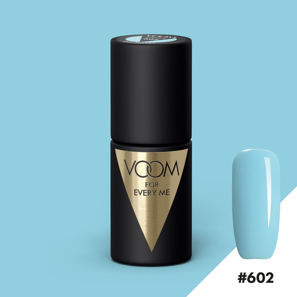 VOOM Soak Off Gel Polish #602 - Easy Breezy (.17 fl. oz. | 5 ml)