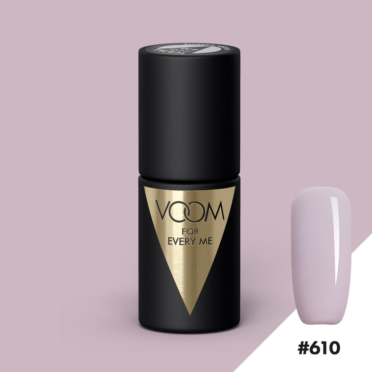 VOOM Soak Off Gel Polish #610 - Modern Warrior (.17 fl. oz. | 5 ml)