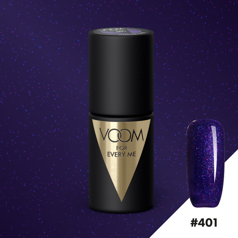 VOOM Soak Off Gel Polish #401 - Witches Eyes (.17 fl. oz. | 5 ml)