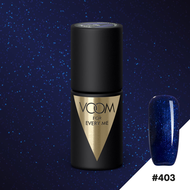 VOOM Soak Off Gel Polish #403 - My Indigo Amigo (.17 fl. oz. | 5 ml)