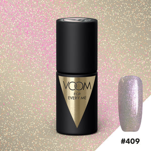 VOOM Soak Off Gel Polish #409 - Debutante Ball (.17 fl. oz. | 5 ml)