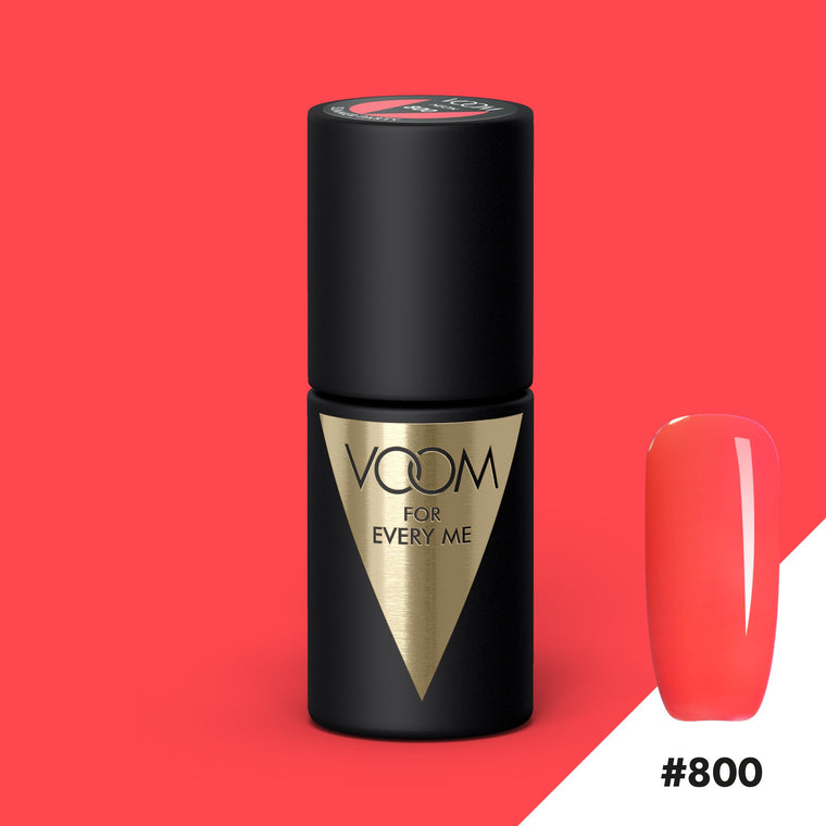 VOOM Soak Off Gel Polish #800 - Summer Party (.17 fl. oz. | 5 ml)
