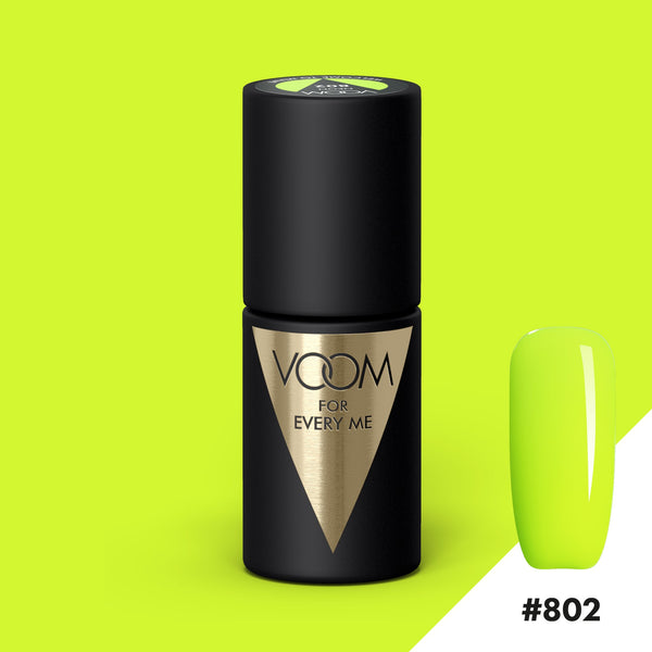 VOOM Soak Off Gel Polish #802 - Welcome To Miami (.17 fl. oz. | 5 ml)