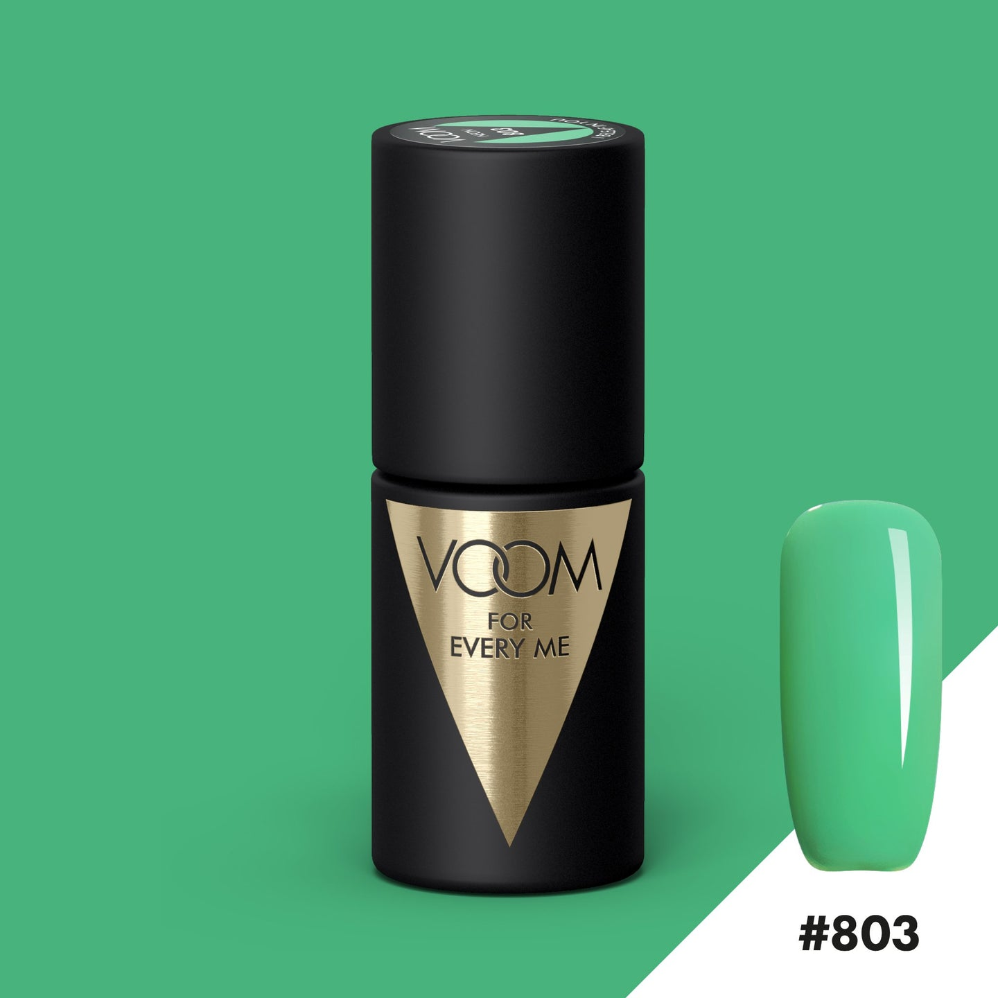 VOOM Soak Off Gel Polish #803 - I Be Leaf In You (.17 fl. oz. | 5 ml)