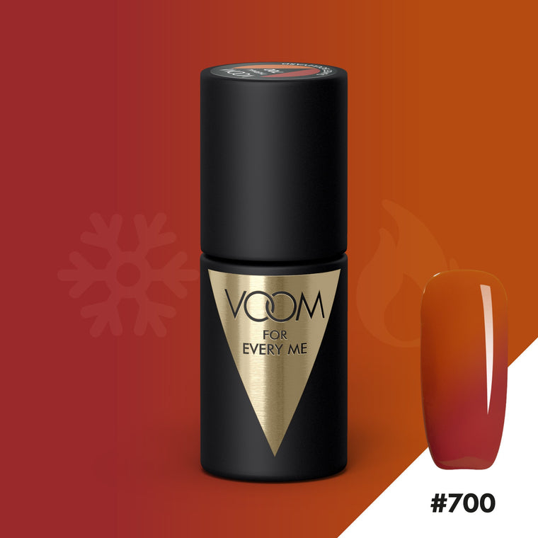 VOOM Soak Off Gel Polish #700 - Sunset Boulevard (.17 fl. oz. | 5 ml)